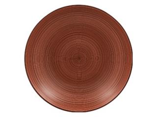 """Trinidad black walnut"" Platou 24 cm.,1buc."