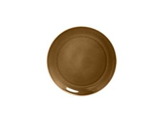 """Genesis"" Caramel, platou 21 cm,  1 buc."