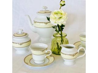 """Ascot"" Set de ceai, 17 piese"