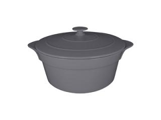 """""""Chef's Fusion"""" Oala cu capac, Grey, 16 cm, 1 buc"""