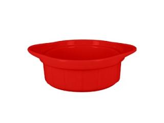 """Chef's Fusion"" Vas termorezistent, 11 cm, Red, 1 buc"