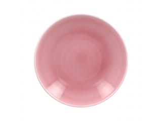 """""""Vintage Pink"""" Farfurie adânca , 23cm"""