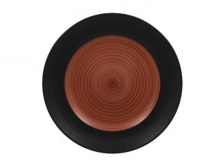 """""""Trinidad black walnut"""" Farfurioara 15cm.,1buc."""