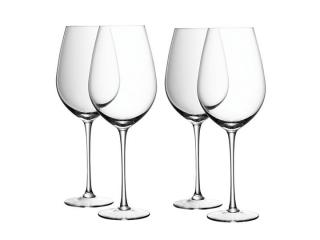 """""""Vivino"""" Set pocale p/u vin rosu, 710 ml, 4 buc."""