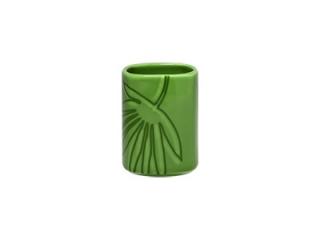 """""""Aztek Green"""" Vas pentru scobitori, 10 cm, 1 buc."""