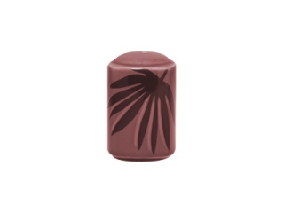 """Aztek Pink"" Vas pentru piper, 10 cm, 1 buc"