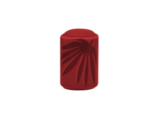 """Aztek RED"" Vas pentru piper, 10 cm, 1 buc."