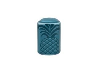 """Aztek Turquoise"" Vas pentru sare,  10 cm, 1 buc"