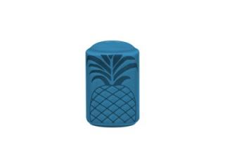 """Aztek Turquoise"" Vas pentru piper, 10 cm, 1 buc."