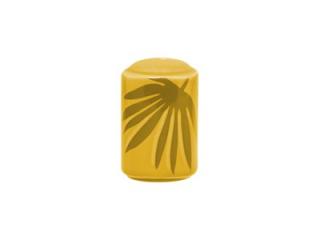 """""""Aztek Yellow"""" Vas pentru sare, 10 cm, 1 buc"""