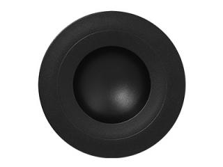 """Neo fusion""Farfurie adinca 23 cm, Black 1 buc"