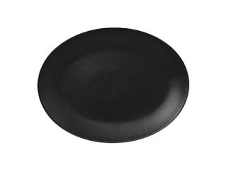 """""""Neo fusion""""Platou oval t/r 36 cm.,Black 1buc."""