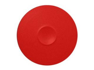 """""""Neo fusion""""Platou t/r 30 cm.Bright red, 1buc."""