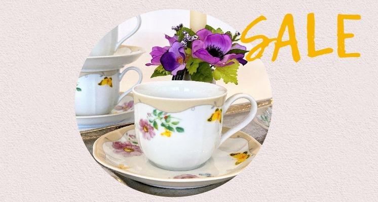 Reducerile continuă -25% la toate seturile de ceai și cafea!