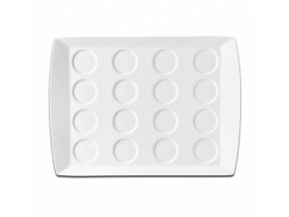 """B-Concept Collection"", Buffet service tray, Tava, 39x28 cm, 1 buc"