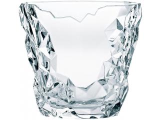 """""""Sculpture"""" Vaza ovala din cristal 21 cm, 1 buc."""