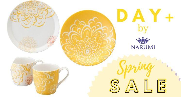 Reduceri de primăvară La toată colecția DAY+