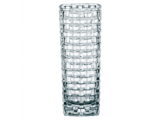 """Bossa Nova"" Vaza din sticla cristalina, 28 cm, 1 pcs"