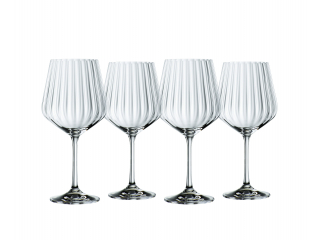 """Gin&Tonic"" Set pocale p/u cocktail, 640 ml, 4 pcs"
