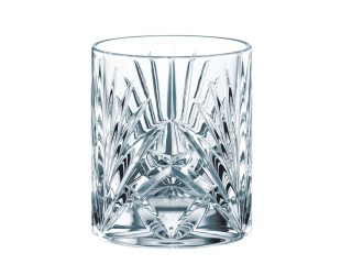 """Palais"" Set pahare din cristal p/u whisky 238 ml, 6 pcs"