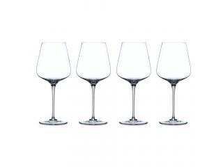 """ViNova"" Set pocale p/u vin rosu, 680 ml, 4 pcs"
