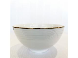 """Simplicity Thick Edge Gold"" Bol 15 cm, 1 buc."