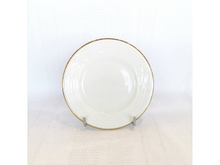 """Simplicity Thick Edge Gold"" Farfurie 19 cm, 1 buc."