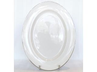 """Silver Line"" Platou oval 35,4*26,8 cm, 1 buc."