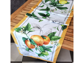 "Traversa ""Lemon"" , 45*274 cm, 1 buc"