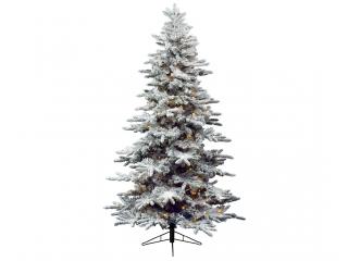 """Brad inzapezit """"Alaskan"""", White, 180 cm, 190 LED, 1 pcs"""