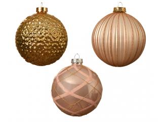 """Glob """"Assorted"""", Gold, Pink, d 10cm, 1 pcs"""