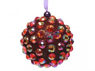 "Glob ""Diamond, asorti, 8cm, 1 pcs"