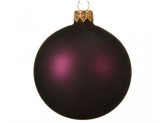 """Glob """"Royal purple"""", bordo, d 15cm, 1 pcs"""