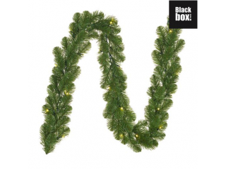 "Ghirlanda ""Norton"", green 20L TIPS 140- l270cm, 1 pcs."
