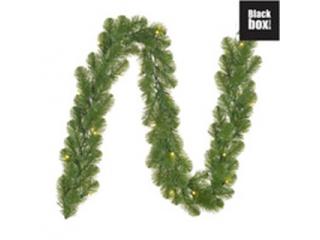 "Ghirlanda ""Norton"", green 40L TIPS 280- l500 cm, 1 pcs."