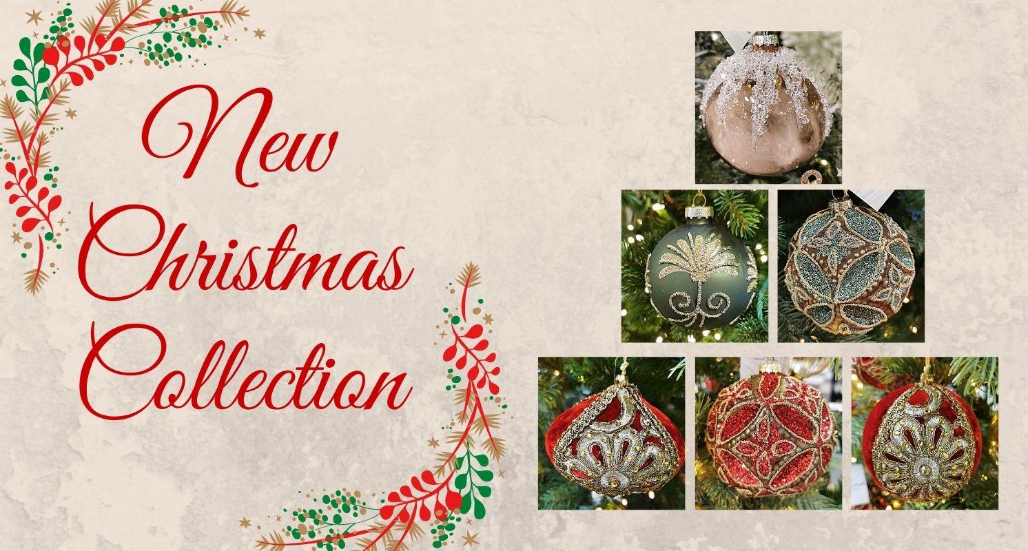 Colecție Christmas 2021 Deja în vânzare!