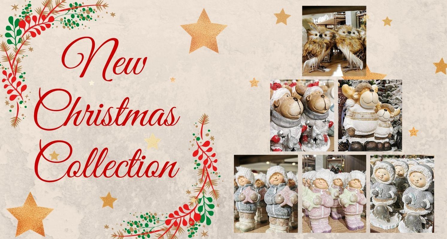 Colecție Christmas 2021 Deja în vînzare!