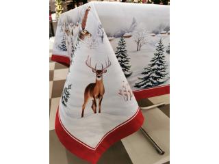 """Fata de masa """"Christmas"""" 144*314  cm, 1 buc"""