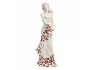 "Figurina ""Waiting"" white, 53 cm 1 buc"