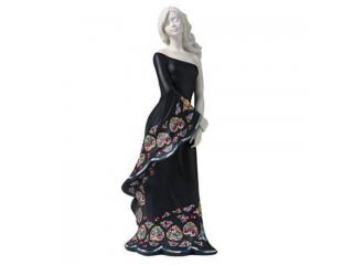 "Figurina ""Elegance"" black, 51,5 cm 1 buc"
