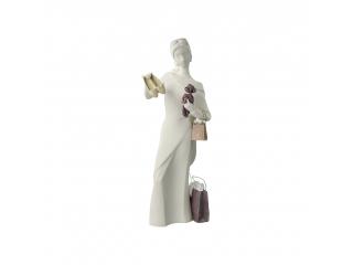 "Figurina ""Lady""  12x33cm 1 buc"