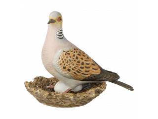 "Figurina ""Turtle dove"", 9,5 cm, 1 buc"
