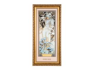 "Tablou ""Winter"", 27x57 cm, 1 buc"