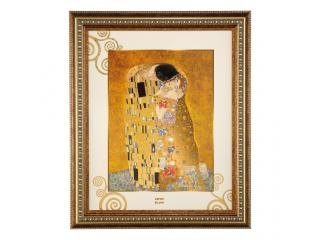 """Tablou """"The Kiss"""" 48x58 cm , 1buc"""