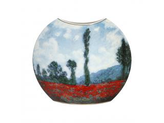 """Vaza """"Tulip and Poppy field"""", 30 cm, 1 buc"""