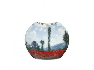 """Vaza """"Tulip and Poppy field"""", 20 cm, 1 buc"""
