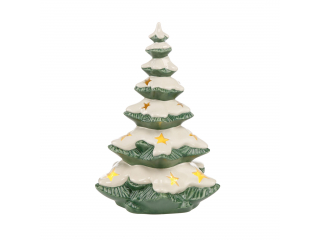 "Figurina ""Snowy fir tree""  26 cm, 1 buc"