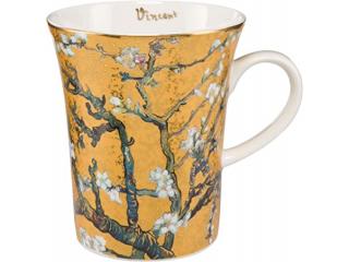"Cana ""Almond tree gold"" 0,40 l, 11 cm , 1 buc"