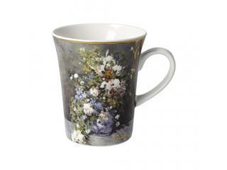 "Cana ""Spring Flowers"" 0,35 l, 13,5 cm , 1 buc"