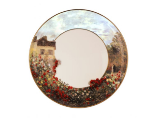 """Platou """"The Artists house"""", 24 cm, 1 buc"""